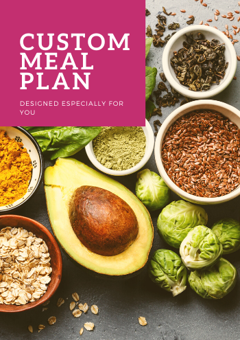 custom meal plan image for About page